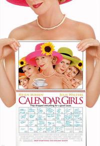 Le calendrier des girls