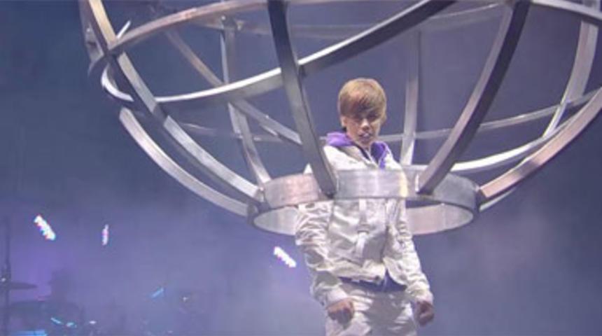 Dèjà 26 000 billets vendus pour Justin Bieber: Never Say Never