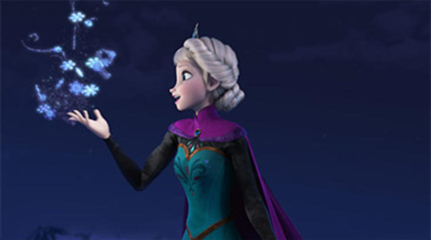Frozen devient le film d'animation le plus rentable de tous les temps à l'international