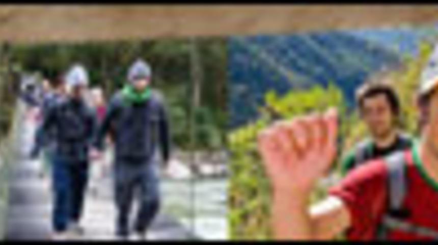 Affiche du film Trisomie 21 / Défi Pérou