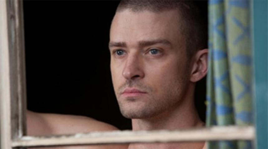 Justin Timberlake dans The Last Drop