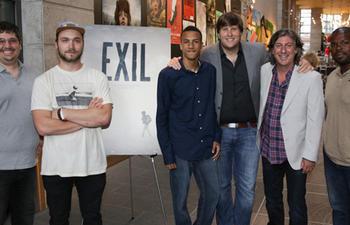 Première de Exil