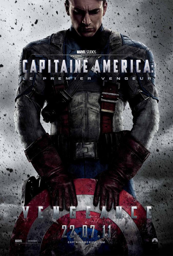 capitaine america le premier vengeur 2011 film. Black Bedroom Furniture Sets. Home Design Ideas