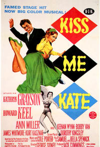 Embrasse-moi chérie