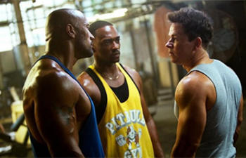 Sorties DVD : Pain and Gain