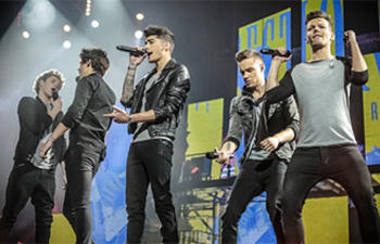 Box-office nord-américain : One Direction: This is Us en tête