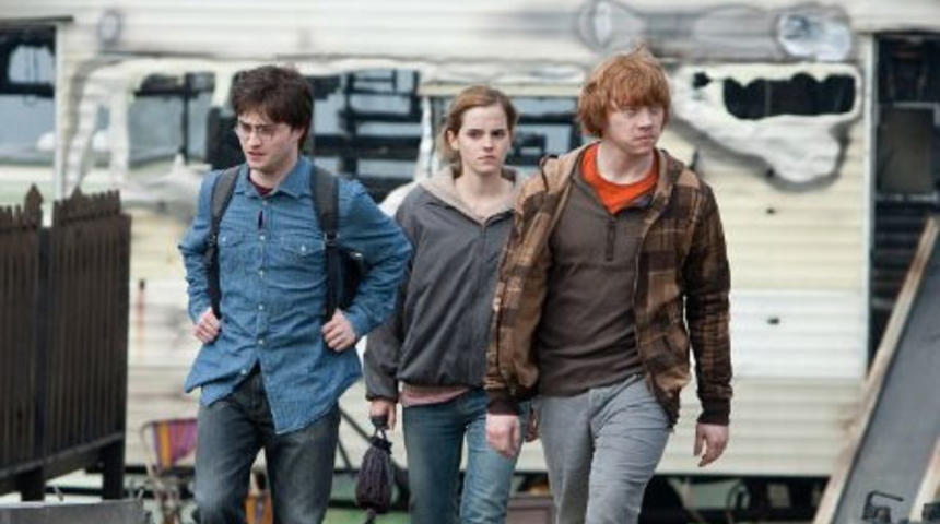 Nouvelle bande-annonce d'Harry Potter and the Deathly Hallows: Part I