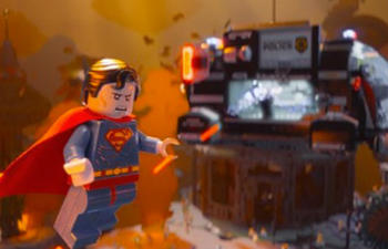 Sorties DVD : The Lego Movie