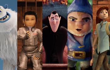 Les films d'animation qui vous attendent en 2018