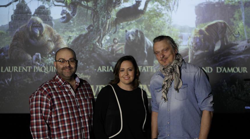 Distribution vocale québécoise annoncée pour Le livre de la jungle