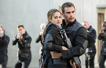 Sorties DVD : Divergent