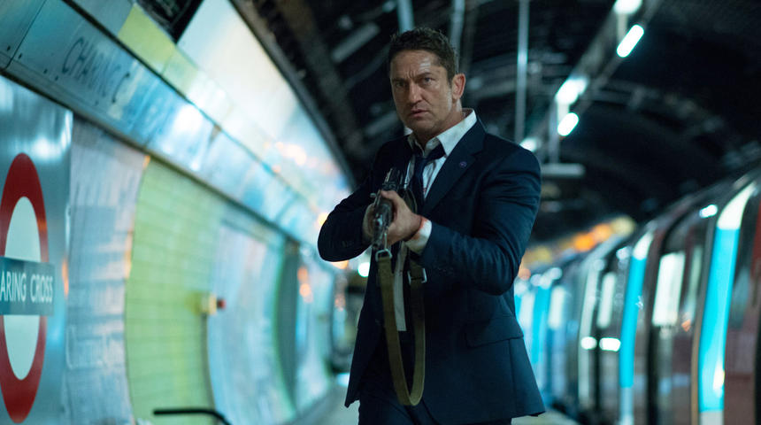 Sorties DVD : London Has Fallen