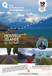 Les aventuriers voyageurs - Nouvelle-Zélande Île du Sud
