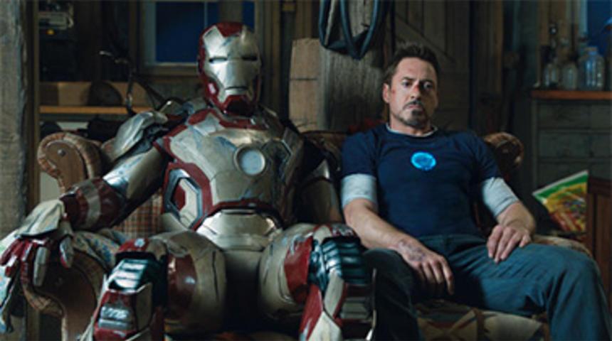 Box-office nord-américain : Iron Man 3 obtient la deuxième meilleure première fin de semaine