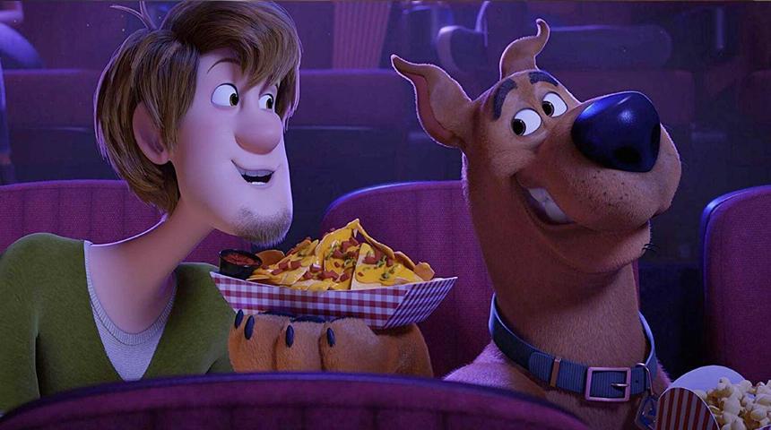 La gang à Scooby-Doo est de retour!