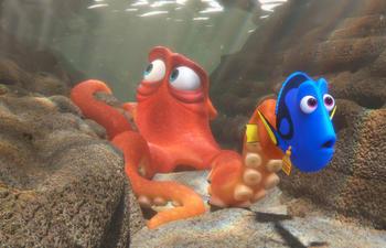 Sortie Blu-Ray et DVD : Finding Dory