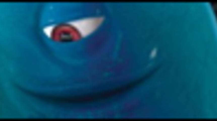 Bande-annonce officielle du film d'animation Monsters vs. Aliens