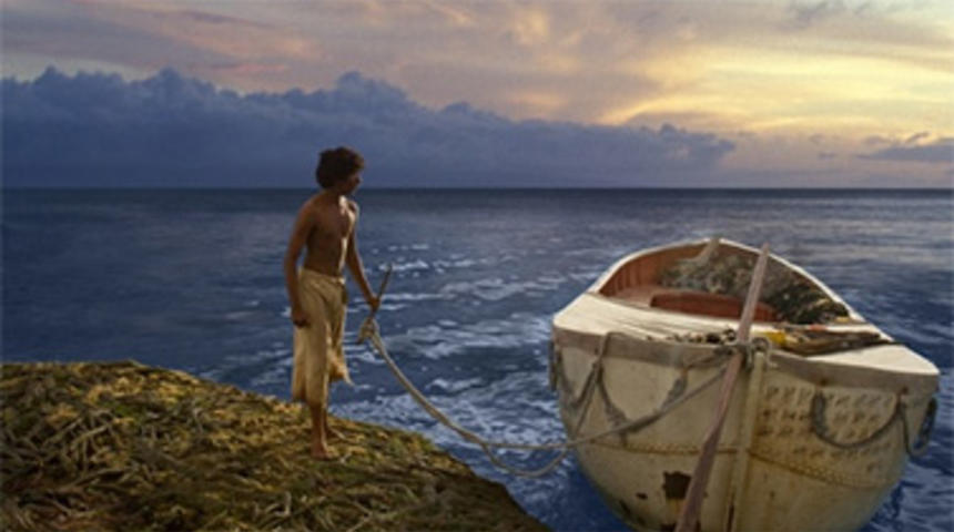 Sorties DVD : Life of Pi