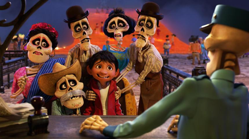 Coco : Une charmante bande-annonce en français pour le nouveau film de Pixar