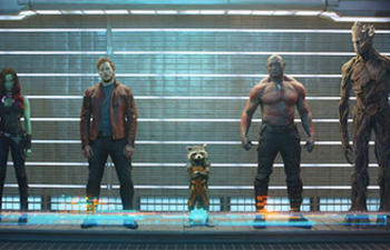 Box-office nord-américain : Encore et toujours Guardians of the Galaxy