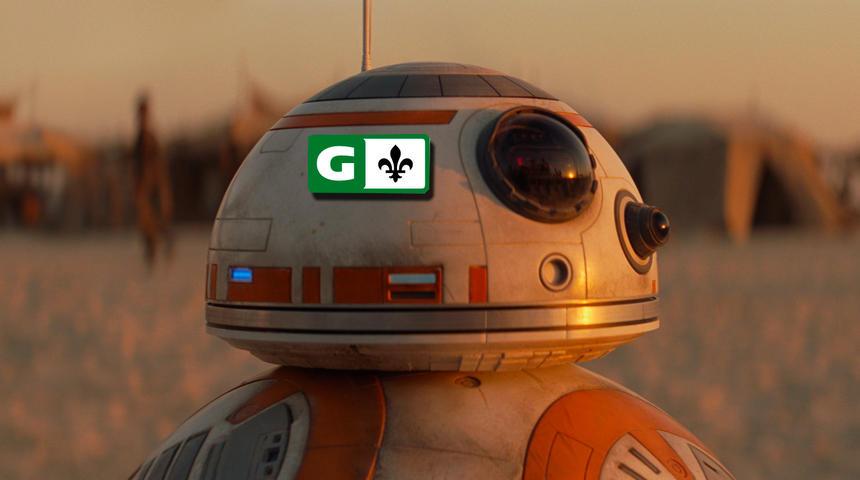 Visa Général pour Star Wars: The Force Awakens au Québec