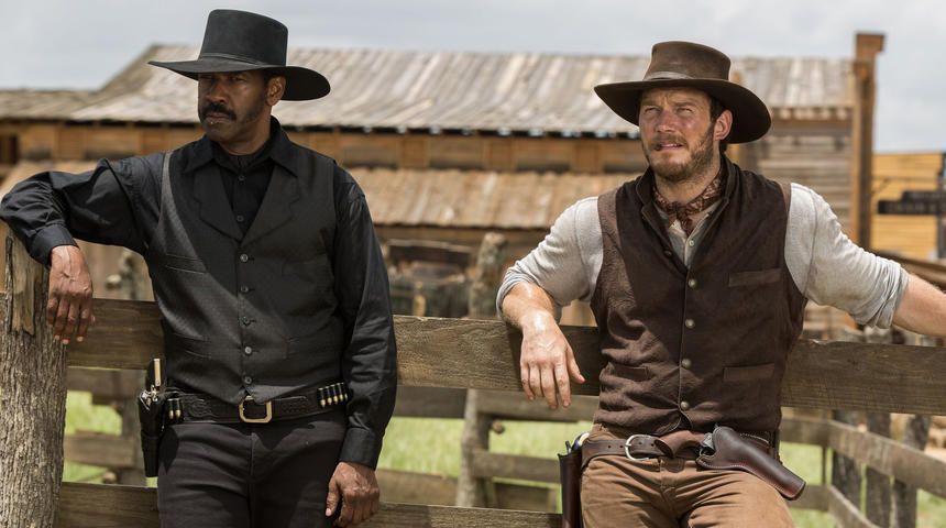 TIFF 2016 : The Magnificent Seven en ouverture