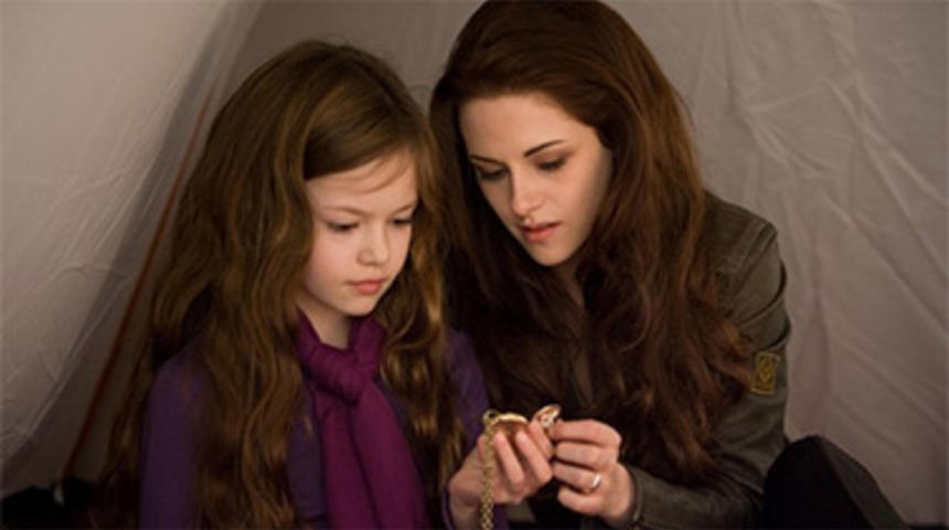 Début de la prévente des billets pour The Twilight Saga: Breaking Dawn - Part 2