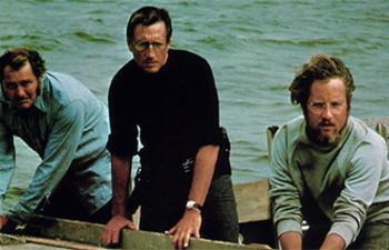 Jaws présenté en plein air demain à la plage du Parc Jean-Drapeau