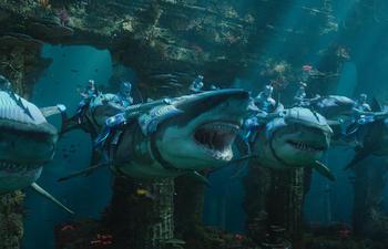 Box-office québécois : Aquaman règne sur les océans... et les cinémas