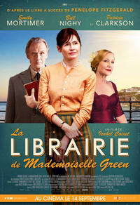 La Librairie de Made­moi­selle Green