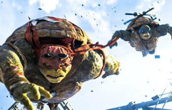 Teenage Mutant Ninja Turtles 2 en chantier