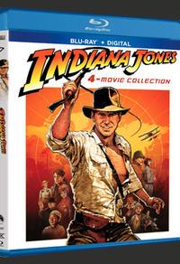 Gagnez un coffret Blu-ray des films de la franchise Indiana Jones