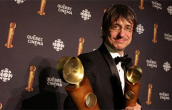 Philippe Falardeau rejoint l'Academy of Motion Picture Arts and Sciences