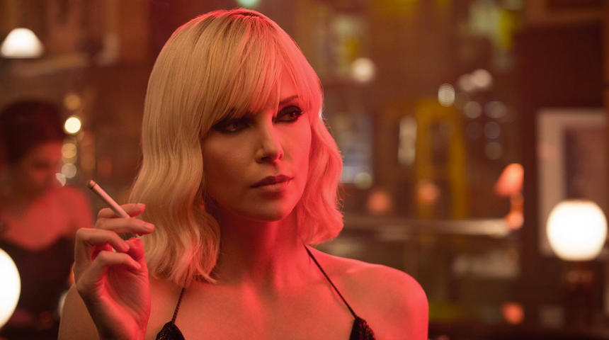 Sorties Blu-Ray et DVD : Atomic Blonde