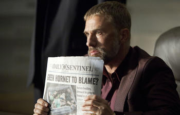 Christoph Waltz sera le vilain du prochain James Bond