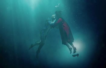 Lyrisme et fantaisie dans la bande-annonce de The Shape of Water de Guillermo del Toro