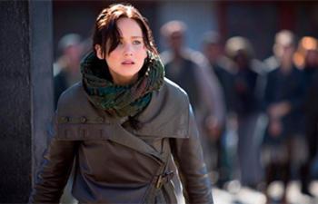 Box-office québécois : Hunger Games : L'embrasement reste premier