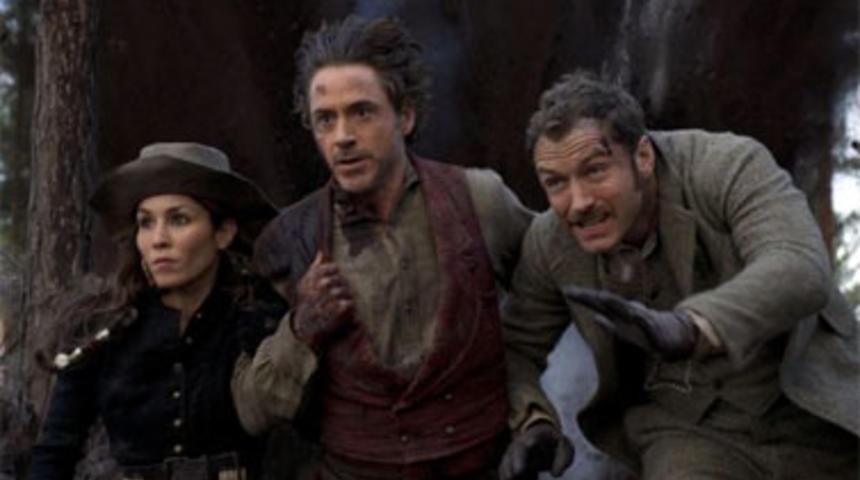 Warner Bros. titre le deuxième Sherlock Holmes