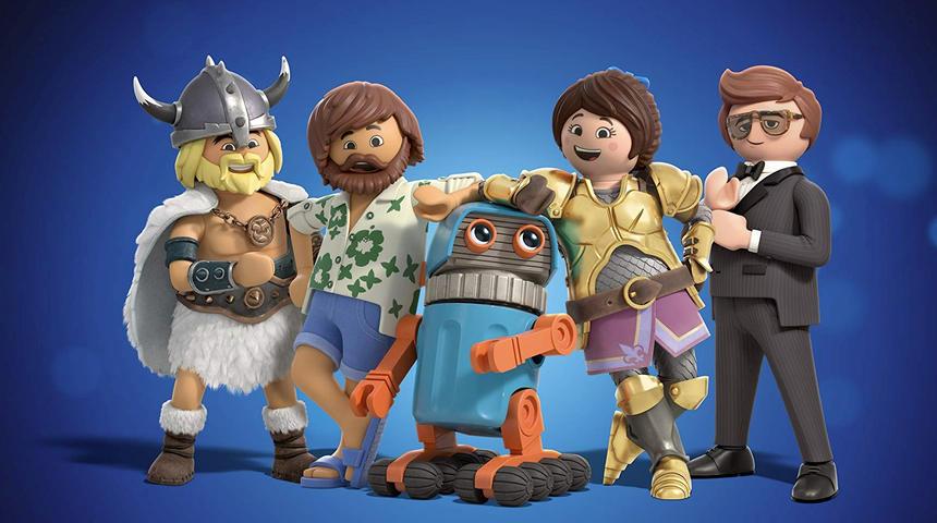 Nouveautés : Playmobil: The Movie et Réservoir