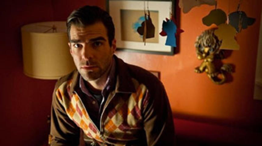 Zachary Quinto se joint à James Franco dans le film Michael