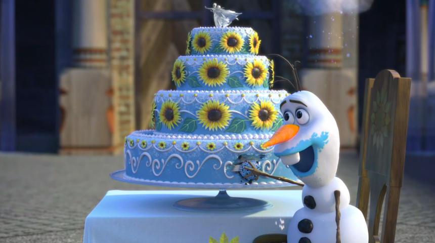Bande-annonce du court métrage Frozen Fever