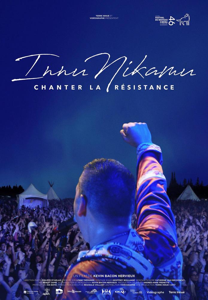 """Résultat de recherche d'images pour """"innu nikamu chanter la résistance"""""""