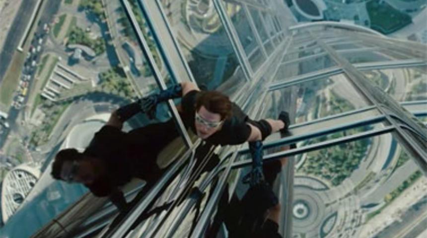 Pré-bande-annonce de Mission: Impossible: Ghost Protocol