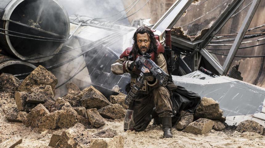 Box-office nord-américain : Rogue One poursuit sa domination