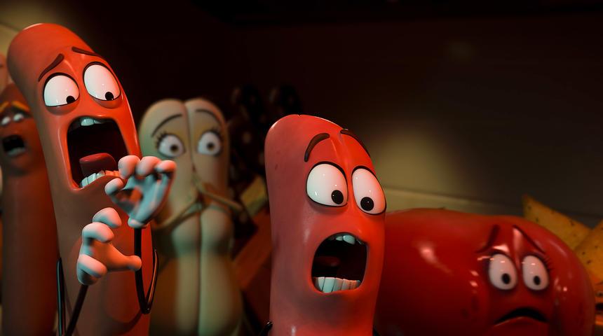 Sony veut voir Sausage Party dans la catégorie « meilleur film d'animation » aux Oscars