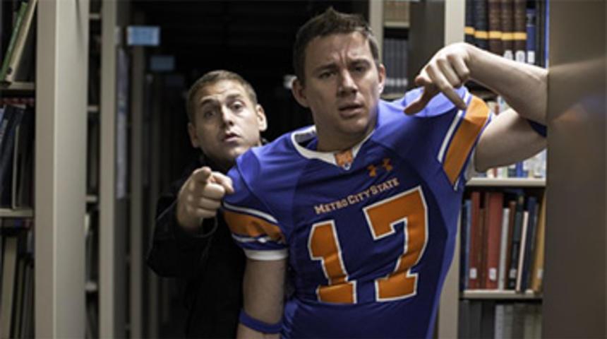 Box-office québécois : 22 Jump Street fait mieux que Dragons 2
