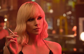 Sorties Blu-Ray et DVD : Atomic Blonde