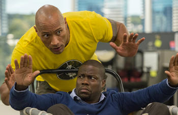 Sorties DVD : Central Intelligence