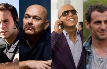 L'Hebdo : Humoristes et cinéma