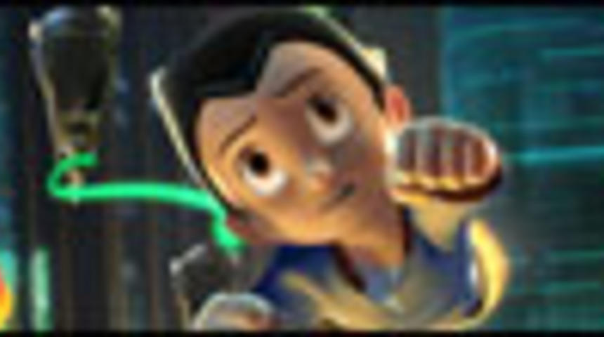 Nouvelles images d'Astro Boy